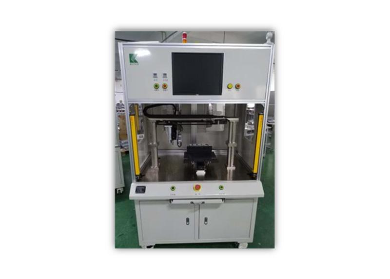 Lower Panel Break Force Machine