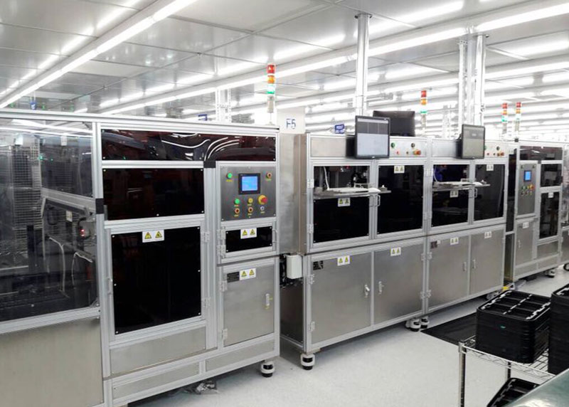 SSD Auto Labeling Machine